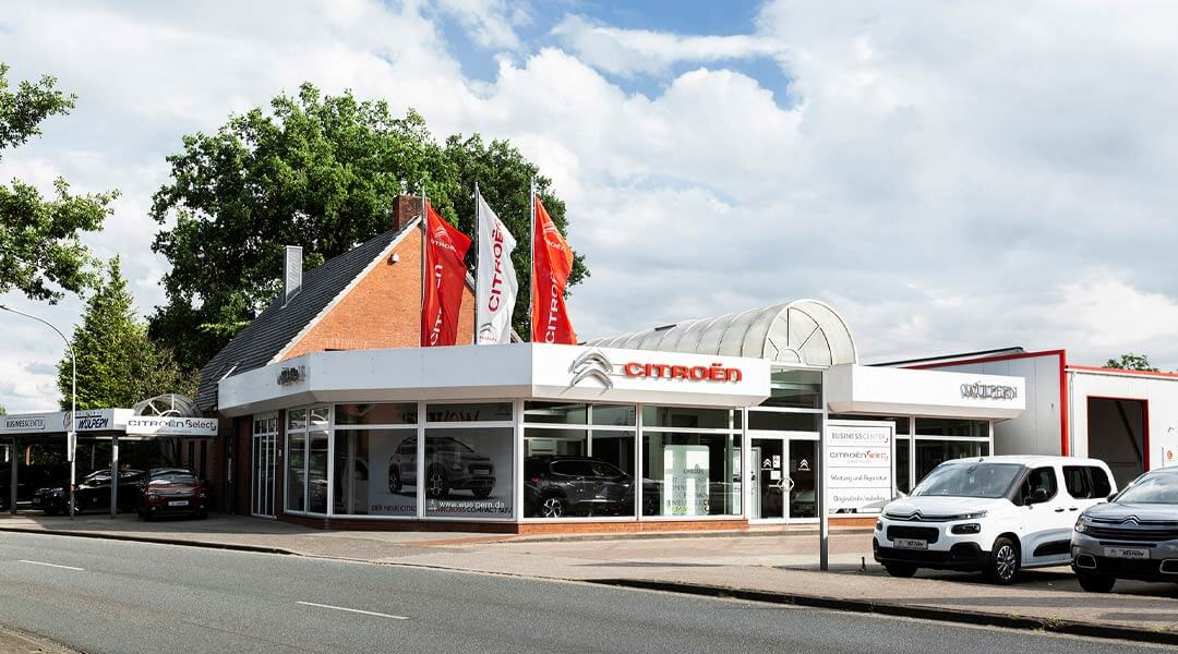 Citroen Autohaus Wülpern in Bargstedt