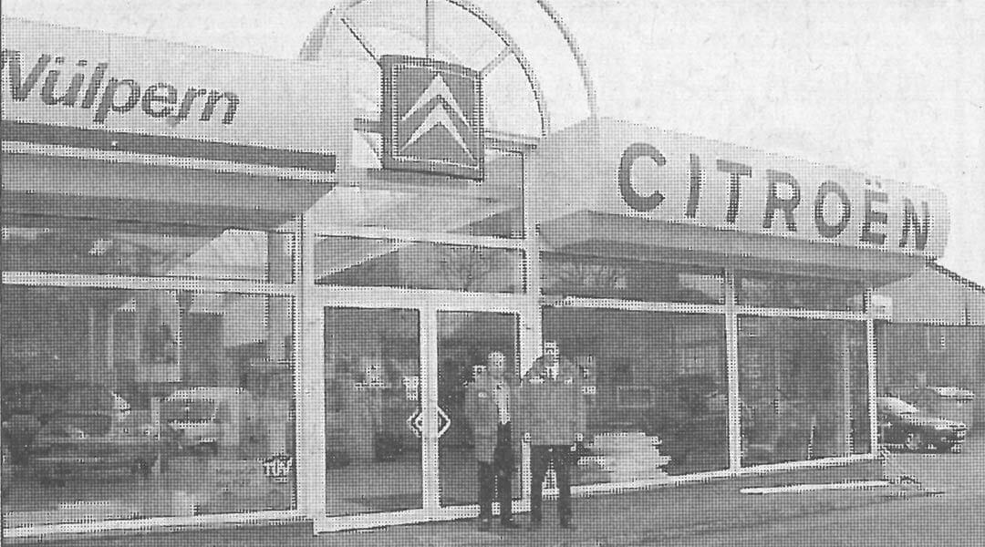 Citroen Vertragshändler 2000 Autohaus Wülpern