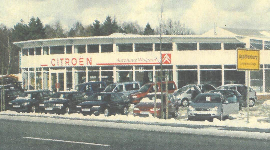 Eröffnung Agathenburg 2002 Autohaus Wülpern
