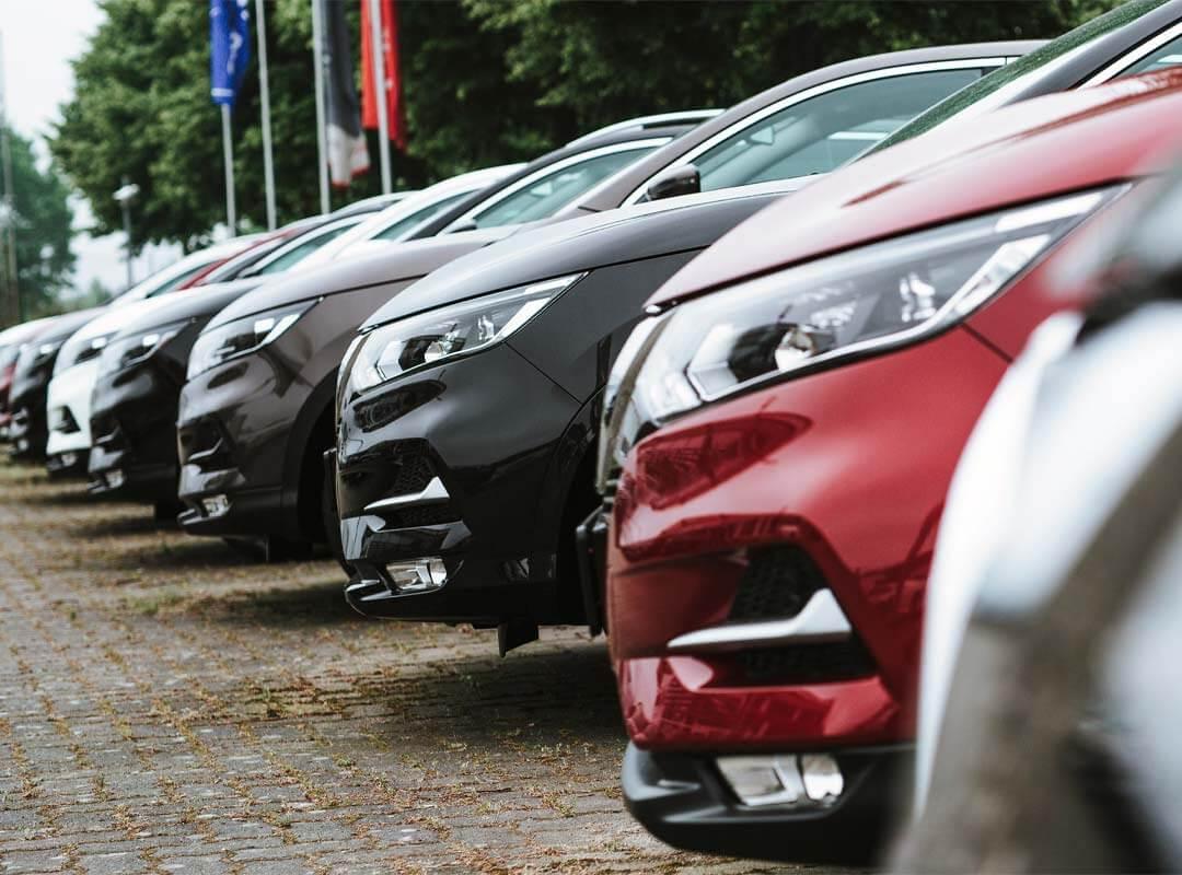 Fahrzeugankauf im Autohaus Wülpern