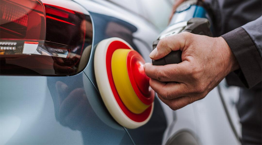Fahrzeugaufbereitung / Instandsetzung / Polierung Autohaus Wülpern
