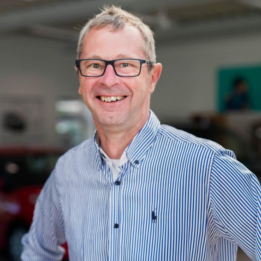 Harald Bösch Geschäftsführer