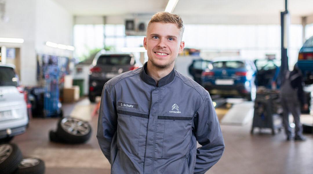 Jobs Werkstatt Autohaus Wülpern