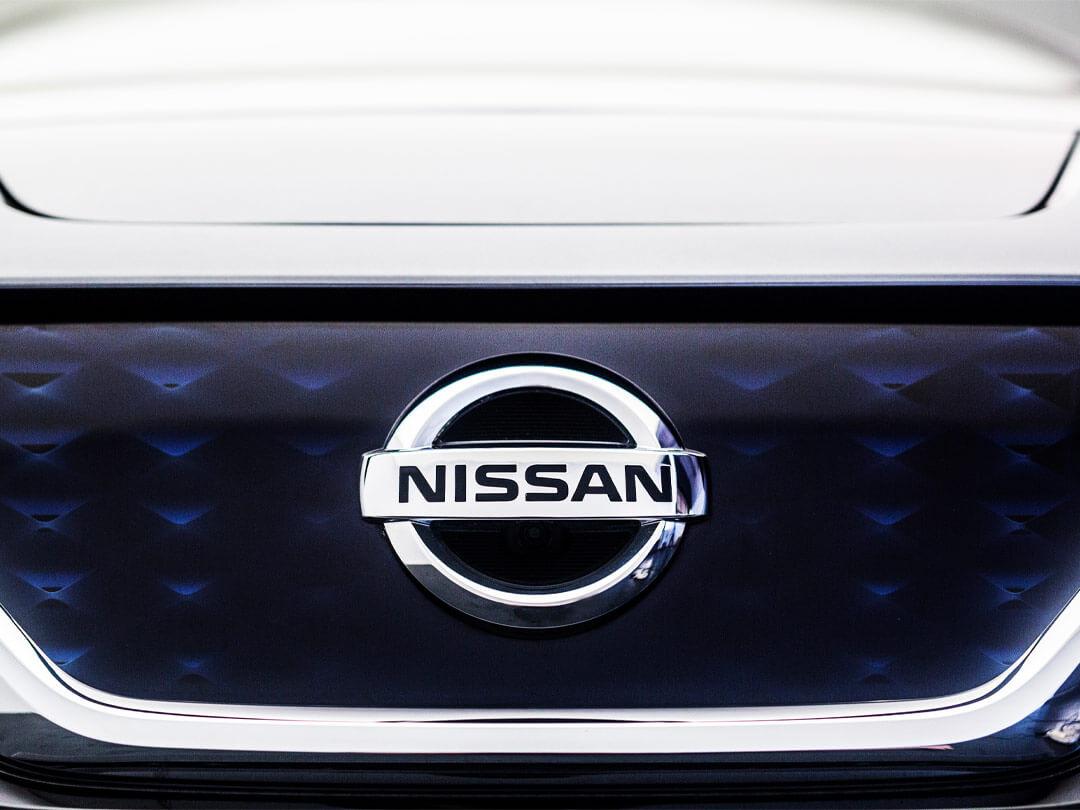 Nissan die Marke im Autohaus Wülpern