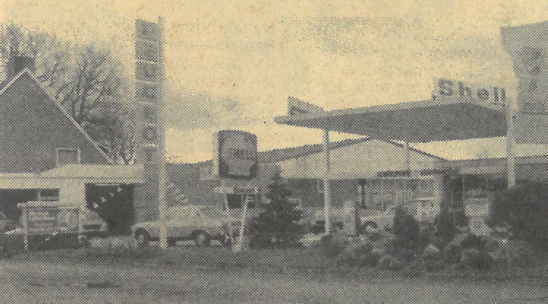 Peugeot Vertragshändler 1977 Autohaus Wülpern