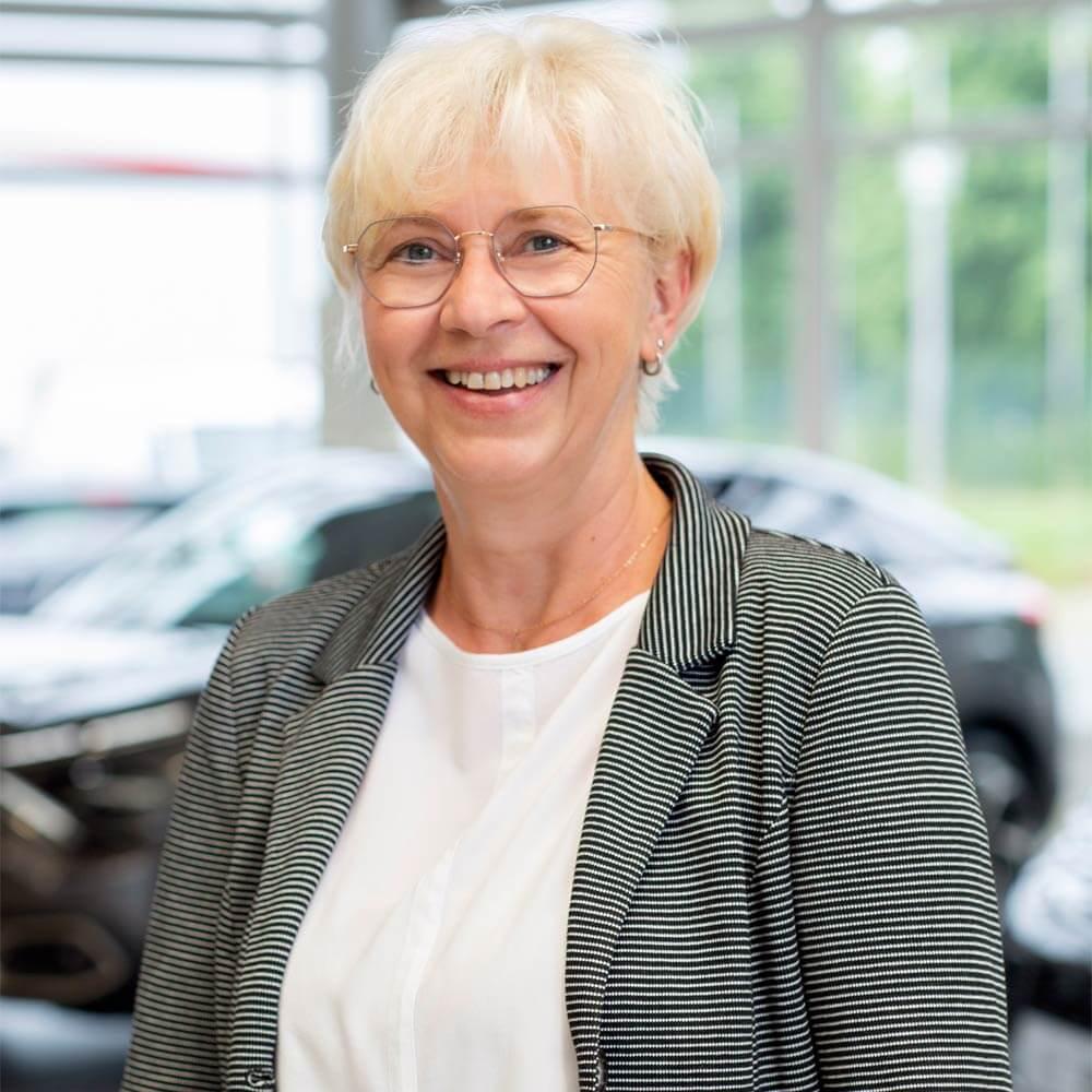 Sabine Windt Serviceassistentin