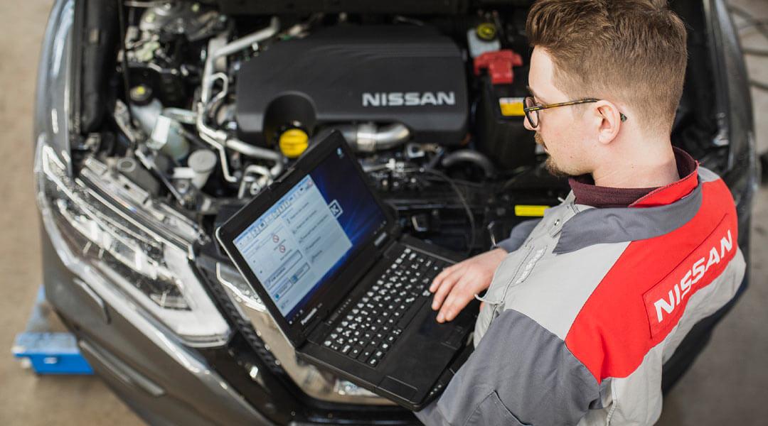 Werkstatt Diagnose Fahrzeugreparatur Autohaus Wülpern
